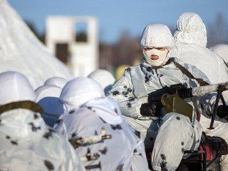 المجموعة العسكرية الروسية