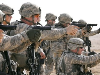 عناصر من الجيش الأميركي