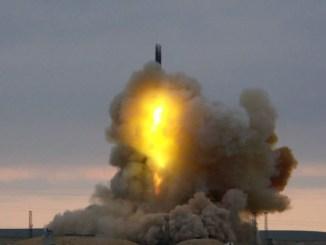 """صاروخ """"سارمات"""""""