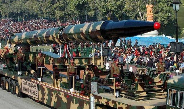 صاروخ Agni الهندي