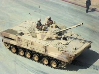 مدرعة القتال BMP-3