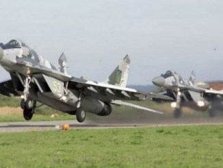 مقاتلات MiG-29 الأوكرانية