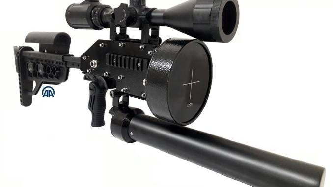 السلاح التركي الجديد