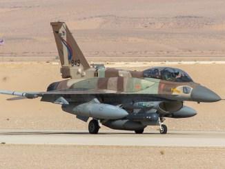 مقاتلة F-16I