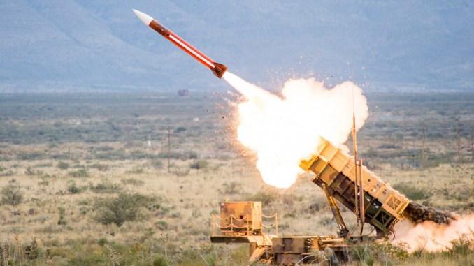 نظام باتريوت للدفاع الجوي