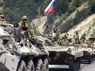 قوات عسكرية روسية