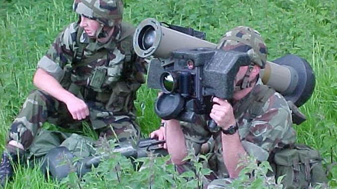 صاروخ Javelin