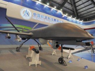 طائرة CH-4 من دون طيار الصينية