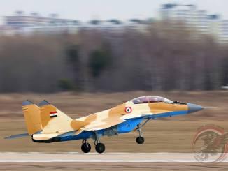 """مقاتلة """"ميغ-29/أم2"""" المصرية المعدّلة"""