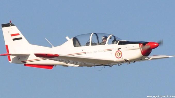 طائرة التدريب العراقية لاستا 95