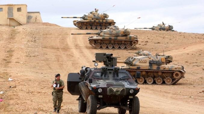 لواء عسكري تركي