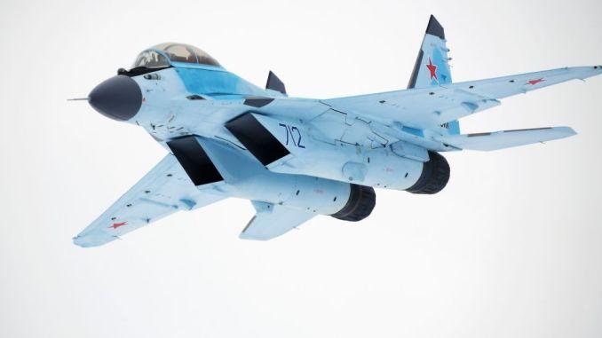 مقاتلة ميغ الروسية