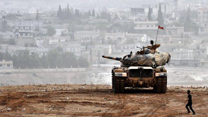 عنصر من الجيش التركي
