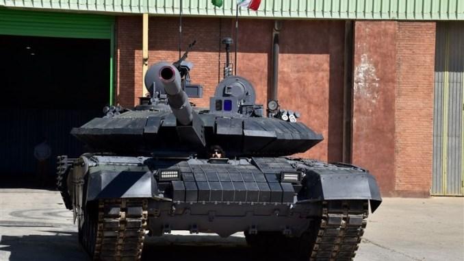دبابة كرار الإيرانية
