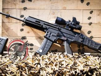 بندقيةCZ 807 التشيكية