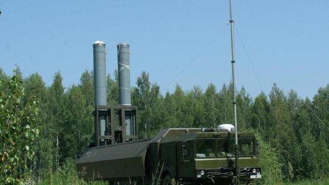 منظومة الدفاع الساحلي الروسية Bastion Missile Complex