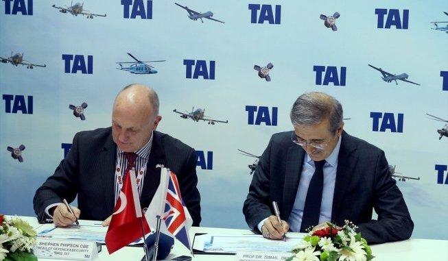 توقيع اتفاقيتين للتعاون بين تركيا وبريطانيا