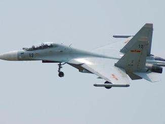 مقاتلة سوخوي-30 صينية