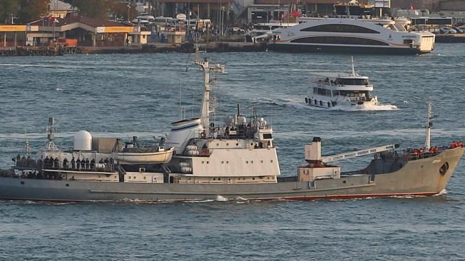 سفينة ليمان الروسية