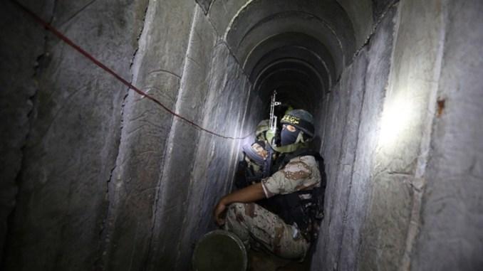 أنفاق غزة