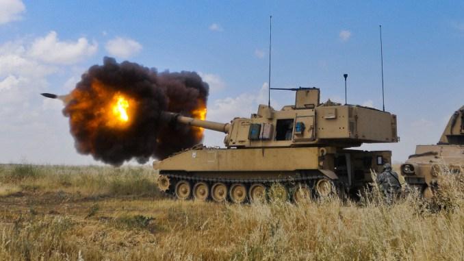 مركبة M109
