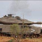 دبابة ميركافا
