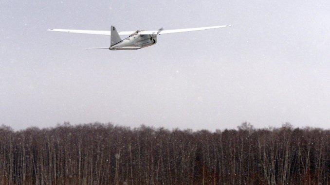 طائرة أورلان 10 بدون طيار