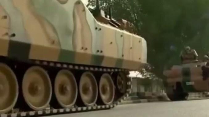 طلائع القوات التركية تصل إلى قطر