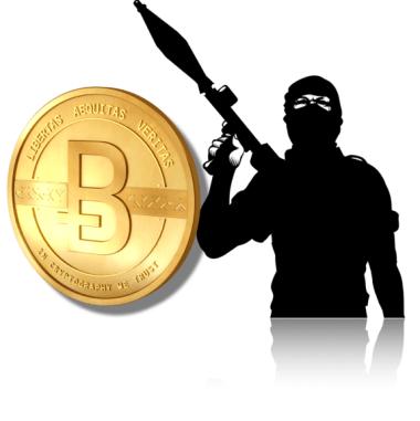 بيتكوين والتنظيمات الإرهابية