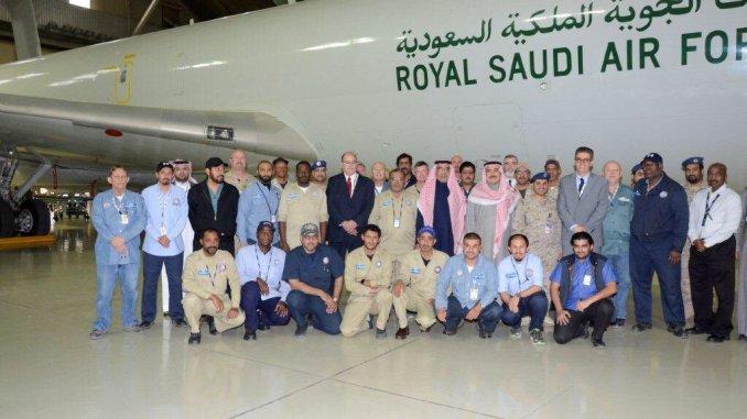 شركة السلام للطائرات تنتهي من تحديث أجهزة الرادار على طائرات أواكس