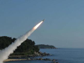 إطلاق صاروخ في ليتوانيا