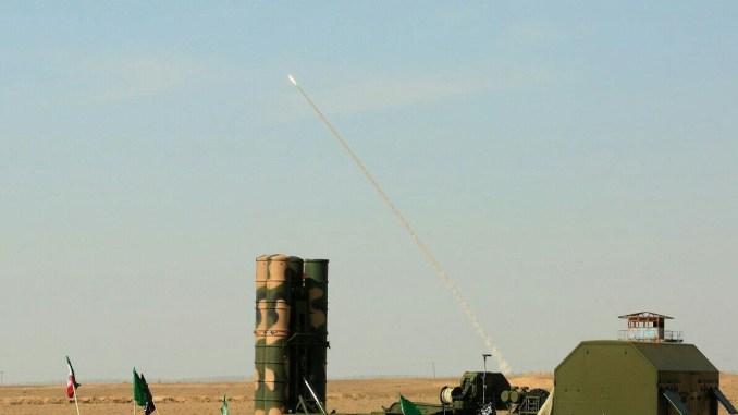نظام أس-300 الصاروخي الإيراني