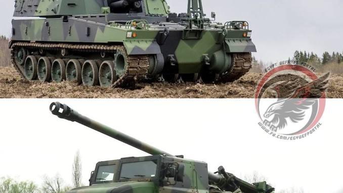 مدفع K9 Thunder الكوري الجنوبي