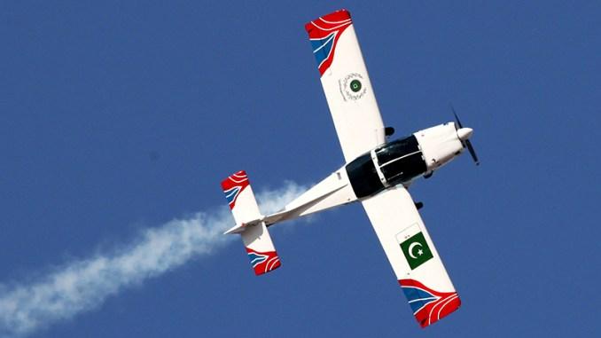 طائرة سوبر موشاك الباكستانية