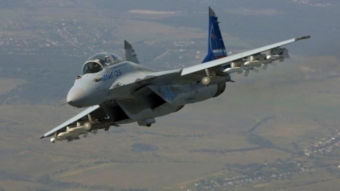 "مقاتلة ""ميغ - 35"""