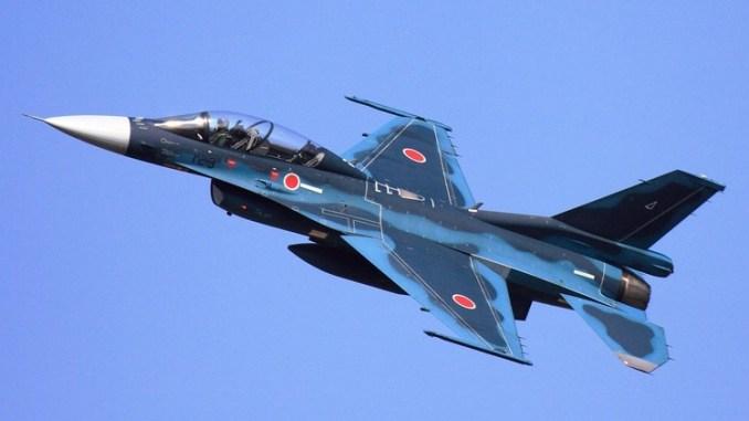 """مقاتلة """"إف-2"""" اليابانية"""