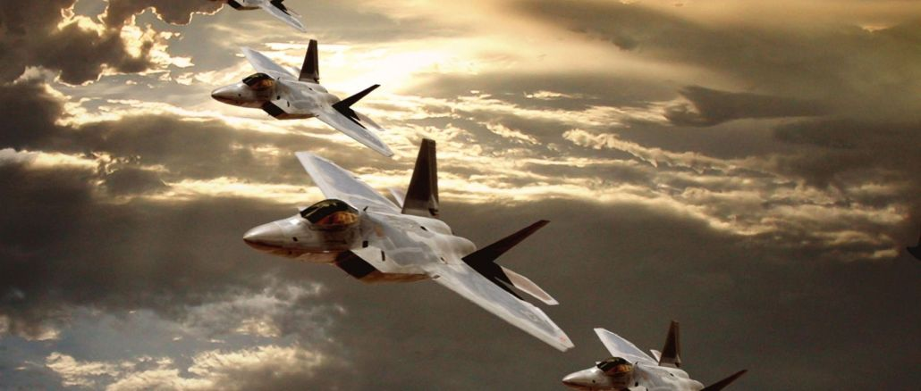 مقاتلات أف-22 رابتور