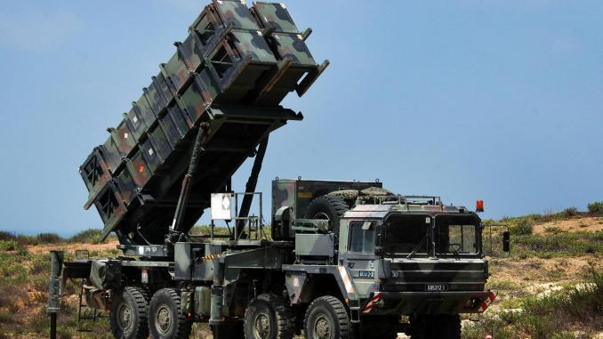 منظومة صواريخ باتريوت الأميركية