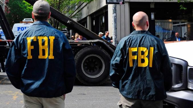 عناصر من مكتب التحقيقات الفدرالي عناصر من مكتب التحقيقات الفدرالي
