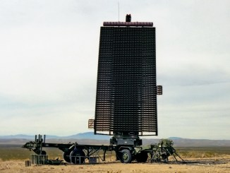 رادار الإنذار المبكر AN/TPS-59(V)3 