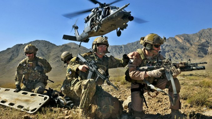 عناصر من الجيش الأميركي (صورة أرشيفية)