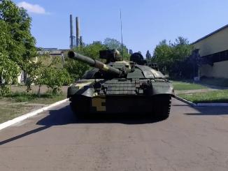 دبابة القتال الرئيسة T-72AMT