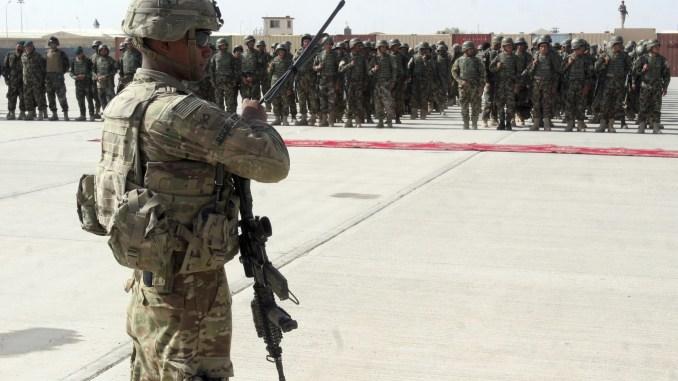 جنود أميركيون في أفغانستان