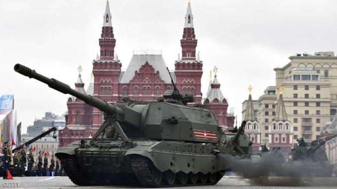الدبابة الروسية الخارقة