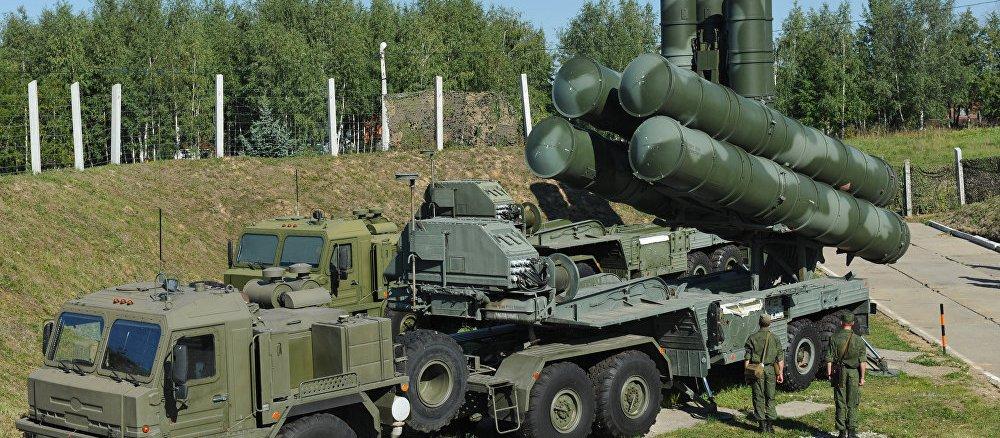 نظام أس-400 الصاروخي