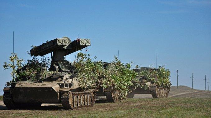 منظومة الدفاع الجوي ستريلا-10