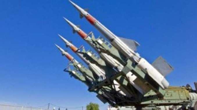 نظام دفاع صاروخي أميركي