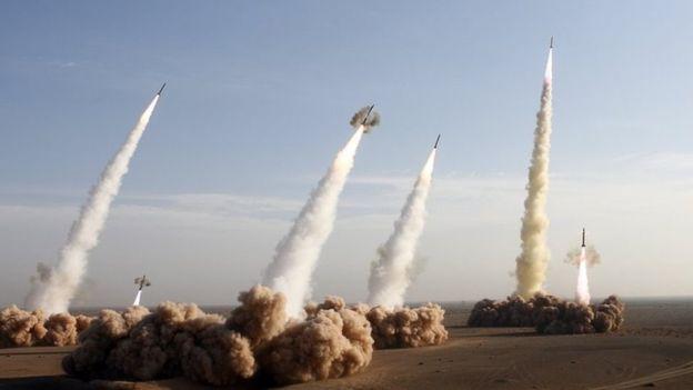 برنامج الصواريخ الإيرانية