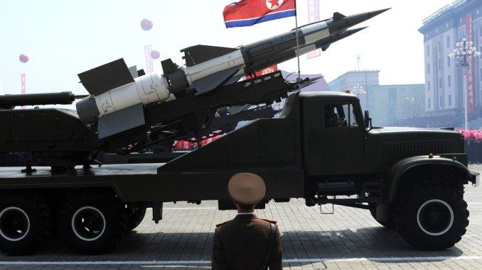 نظام SA-3 الكوري الشمالي