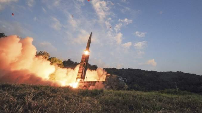 صاروخ Hyunmoo-2 الكوري الجنوبي